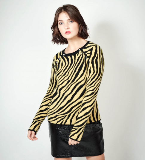 Pull ZEBRA YELLOW